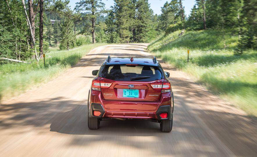 2018 Subaru Crosstrek - Slide 118