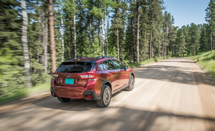 2018 Subaru Crosstrek - Slide 120
