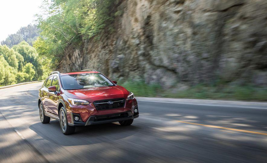 2018 Subaru Crosstrek - Slide 121