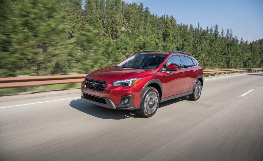 2018 Subaru Crosstrek - Slide 124