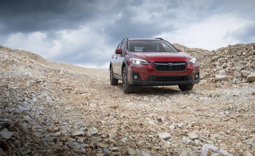 2018 Subaru Crosstrek - Slide 127