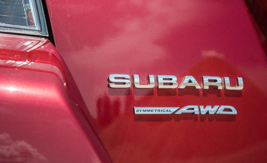 2018 Subaru Crosstrek - Slide 136
