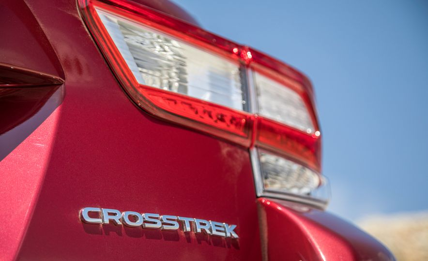 2018 Subaru Crosstrek - Slide 137
