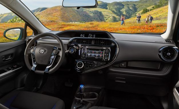 View 16 Photos 2018 Toyota Prius C