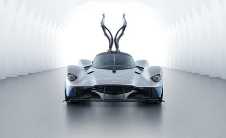 Valkyrie Exposed! Aston Martin Reveals Wild Hypercar Images and Details