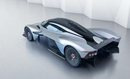 Aston Martin's Mid-Engined Ferrari/McLaren Rival Is a Go
