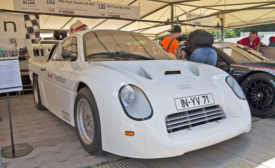 The 10 Best Things We Saw at the 2017 Goodwood Festival of Speed - Slide 2
