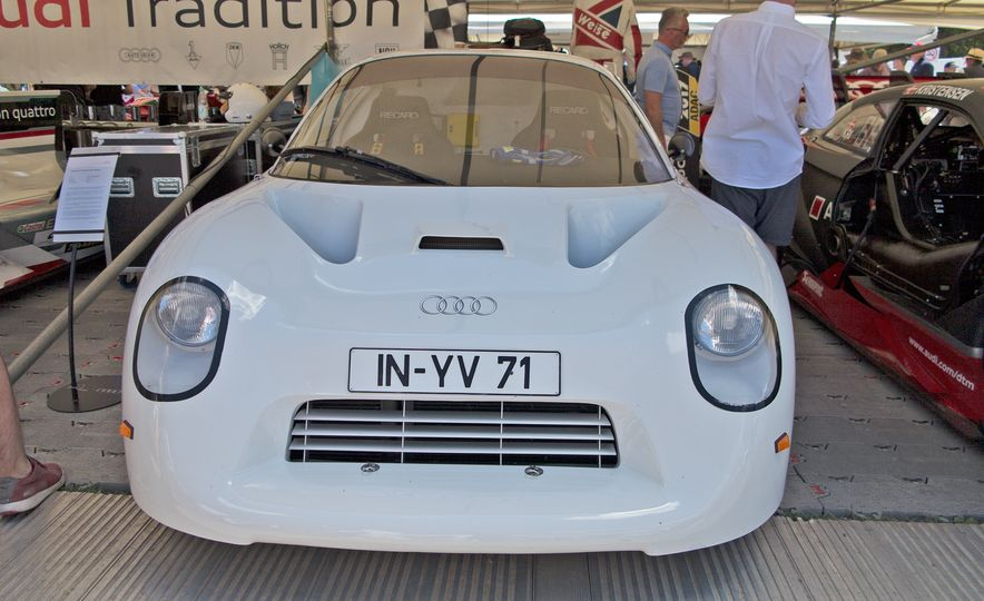 The 10 Best Things We Saw at the 2017 Goodwood Festival of Speed - Slide 3