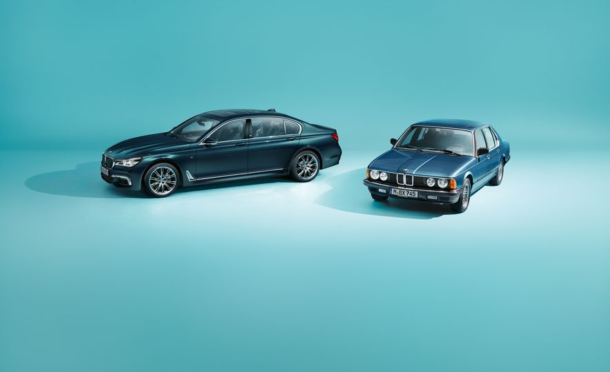 BMW 7-Series 40 Jahre Edition - Slide 1