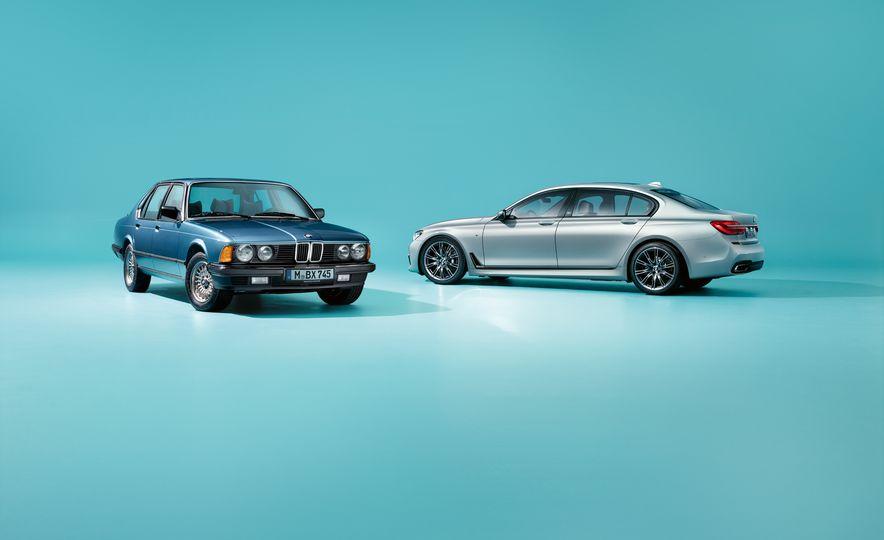 BMW 7-Series 40 Jahre Edition - Slide 2