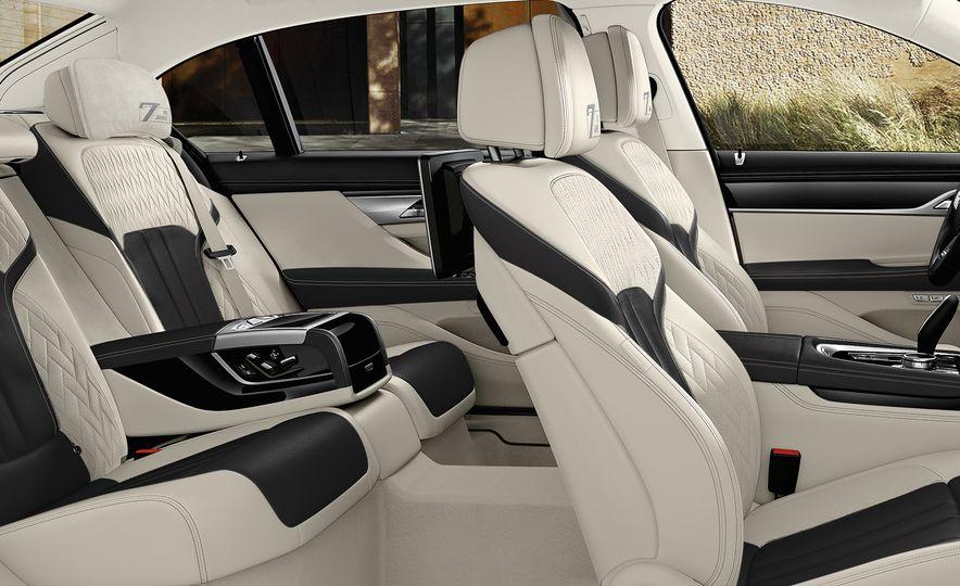 BMW 7-Series 40 Jahre Edition - Slide 8