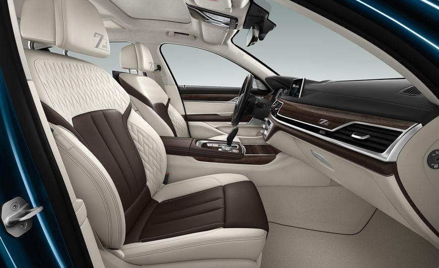 BMW 7-Series 40 Jahre Edition - Slide 3