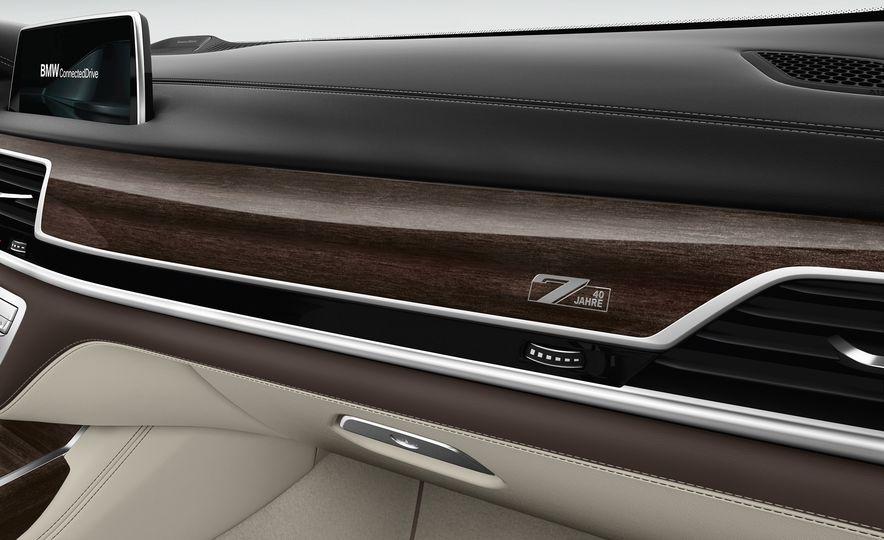 BMW 7-Series 40 Jahre Edition - Slide 6