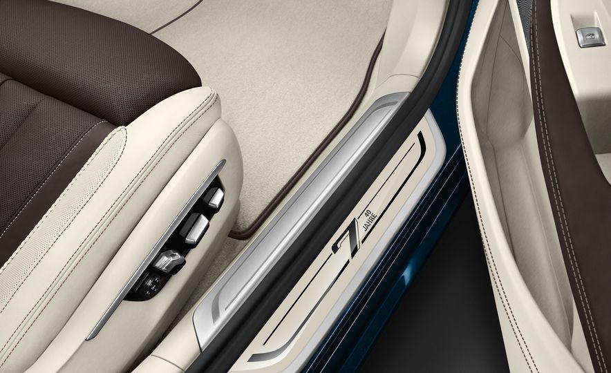 BMW 7-Series 40 Jahre Edition - Slide 7