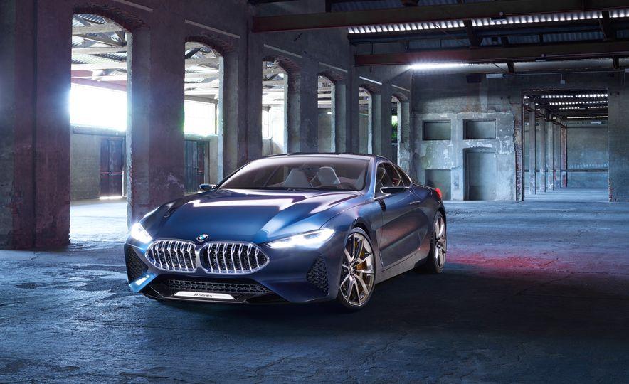 BMW 8-series concept - Slide 2