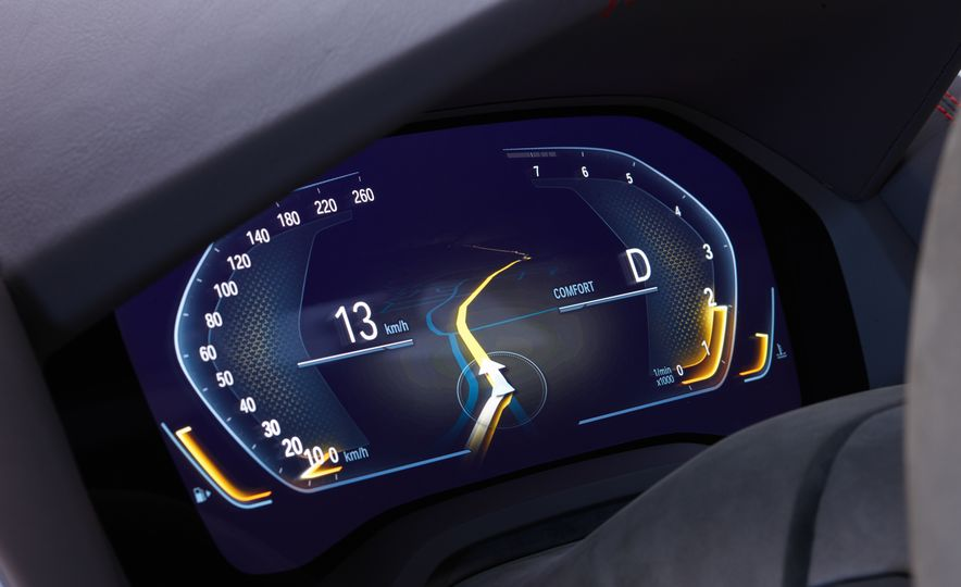 BMW 8-series concept - Slide 11
