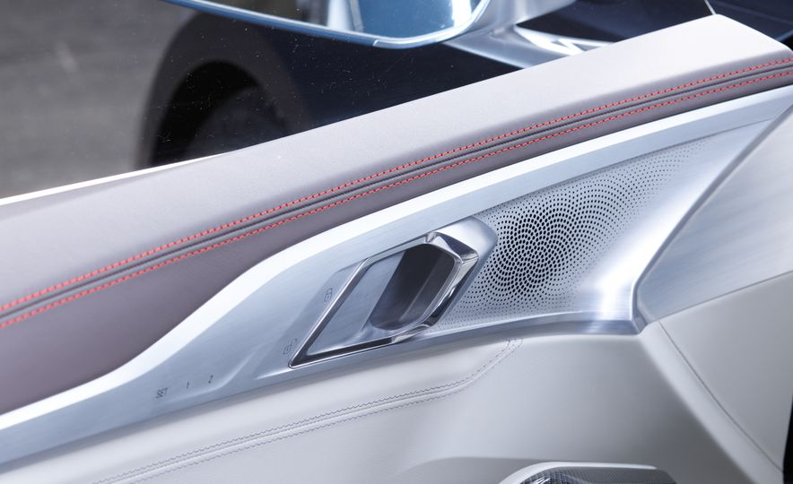 BMW 8-series concept - Slide 13