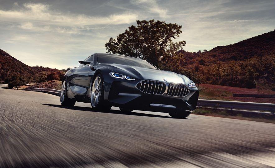 BMW 8-series concept - Slide 14