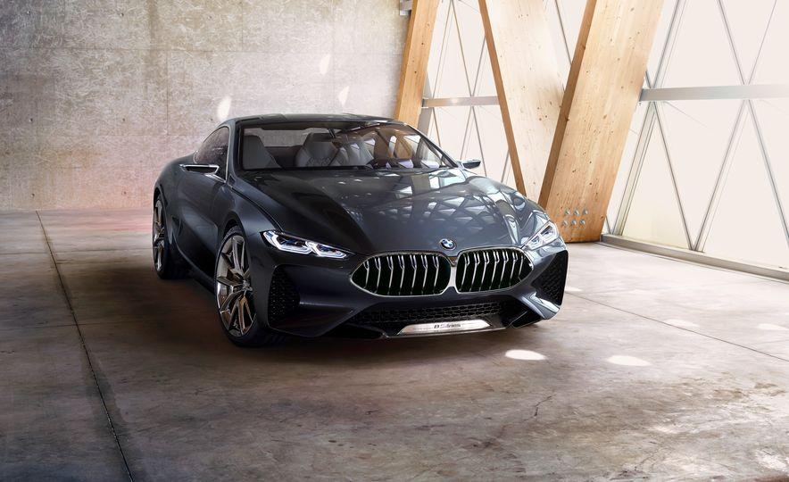 BMW 8-series concept - Slide 23