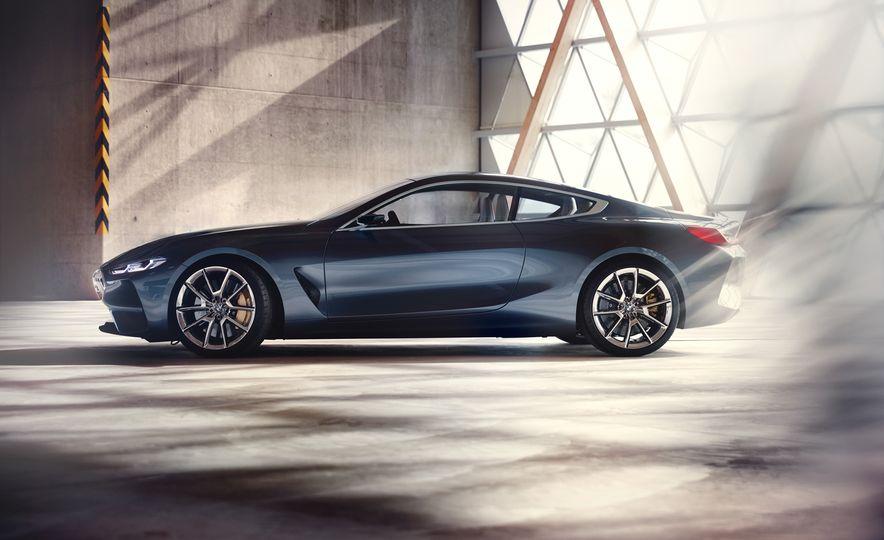 BMW 8-series concept - Slide 24