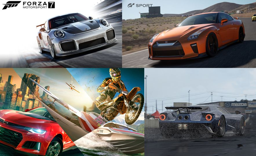 The Most Highly Anticipated Racing Games of Right Now - Slide 1