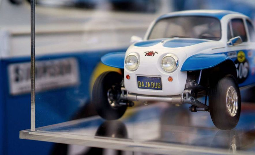 Children of the '80s! Three Full-Size Tamiya R/C Cars Ran the Goodwood Hill-Climb - Slide 23