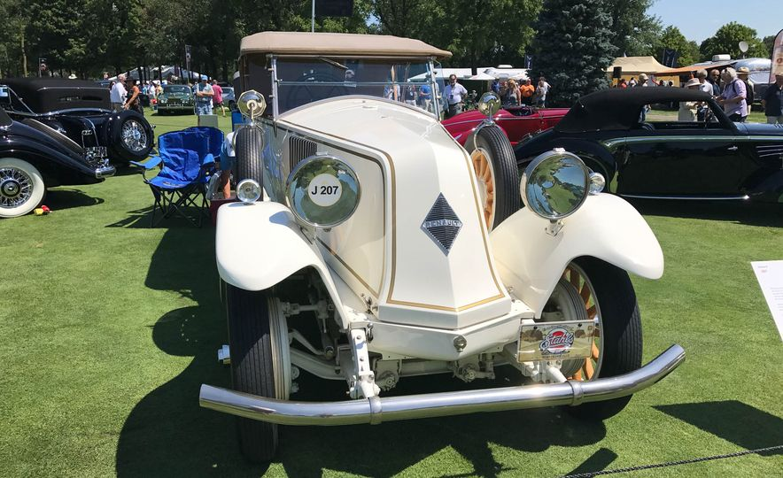 25 Favorites from the 2017 Concours d'Elegance of America - Slide 11