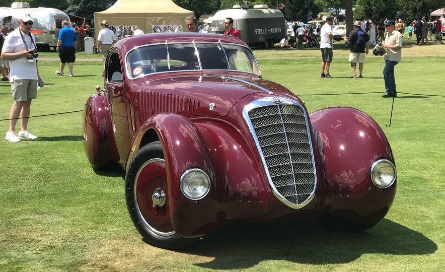 25 Favorites from the 2017 Concours d'Elegance of America - Slide 12
