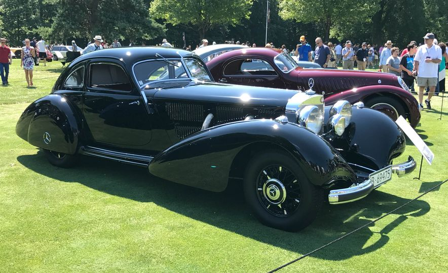 25 Favorites from the 2017 Concours d'Elegance of America - Slide 16