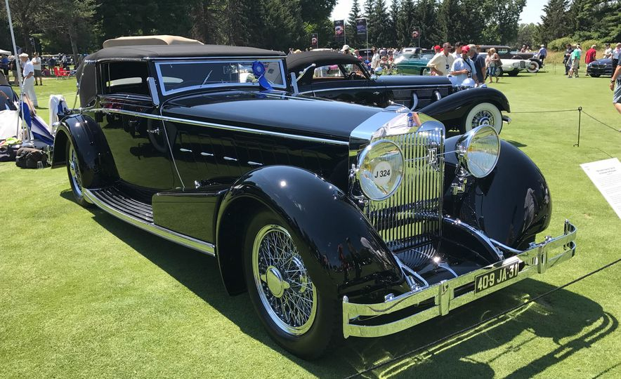 25 Favorites from the 2017 Concours d'Elegance of America - Slide 25