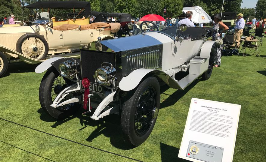 25 Favorites from the 2017 Concours d'Elegance of America - Slide 9