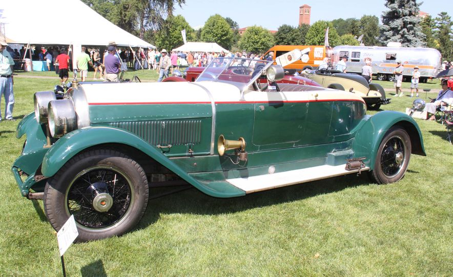 25 Favorites from the 2017 Concours d'Elegance of America - Slide 10