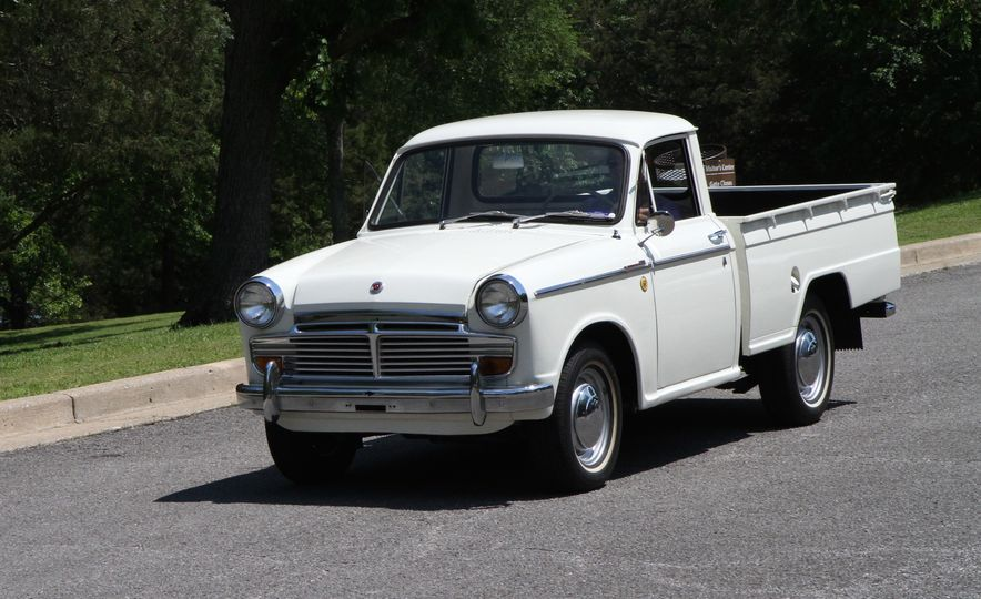 When Nissan Was Still Datsun: We Drive Four Half-Century-Old Datsuns! - Slide 8