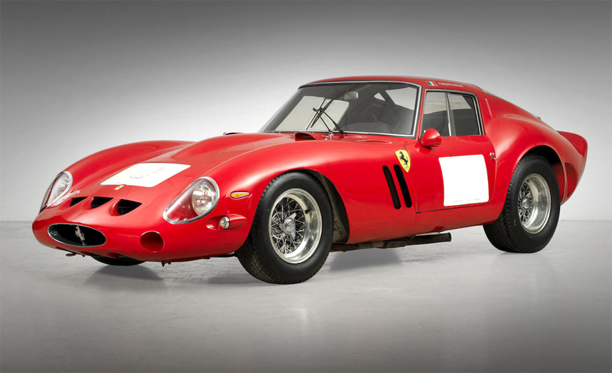 Wyld Stallyns: The 12 Greatest Ferraris of All Time - Slide 23