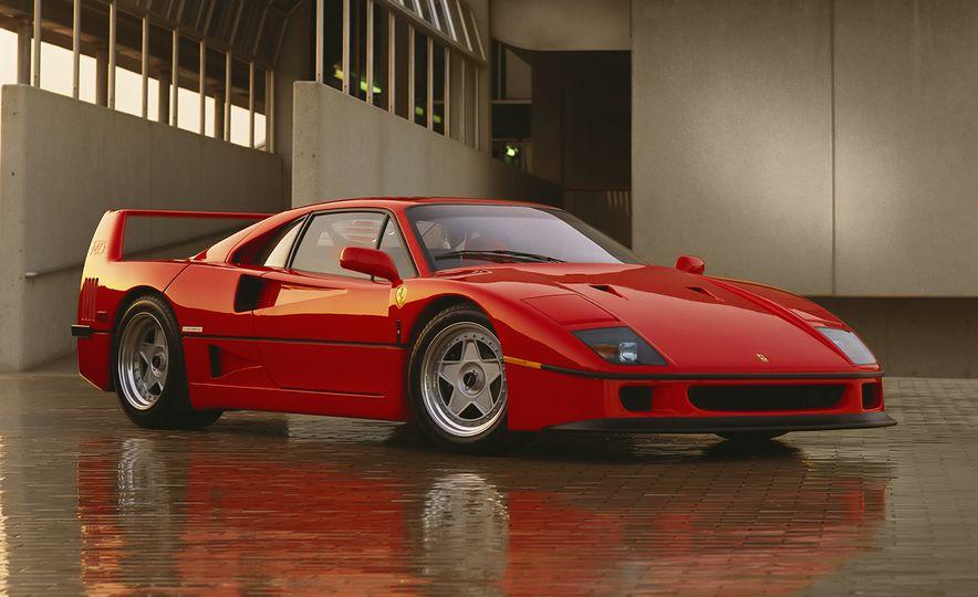 Wyld Stallyns: The 12 Greatest Ferraris of All Time - Slide 15