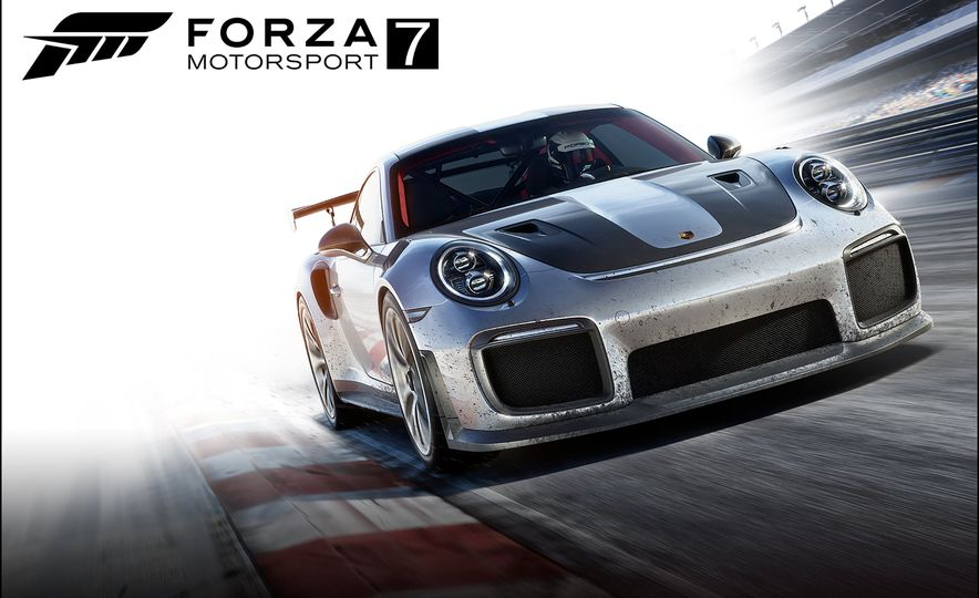 The Most Highly Anticipated Racing Games of Right Now - Slide 2