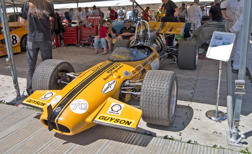 The 10 Best Things We Saw at the 2017 Goodwood Festival of Speed - Slide 18