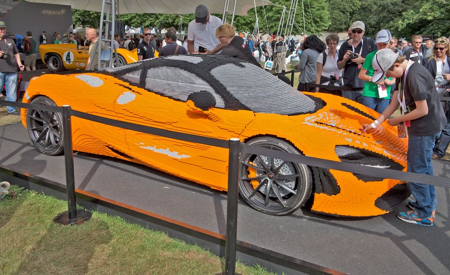 The 10 Best Things We Saw at the 2017 Goodwood Festival of Speed - Slide 14
