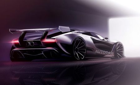 Report: McLaren P1 Successor to Shed Hybrid Assistance and Go Even Faster