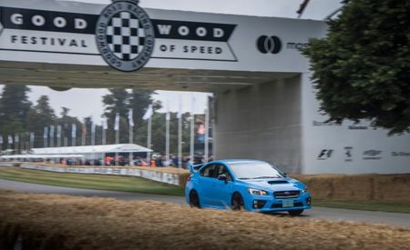 We Drive the Fastest, Most Challenging Driveway: Goodwood's Hill-Climb!