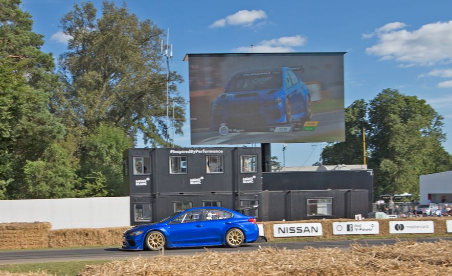 The 10 Best Things We Saw at the 2017 Goodwood Festival of Speed - Slide 20