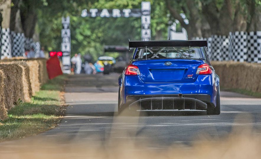 The 10 Best Things We Saw at the 2017 Goodwood Festival of Speed - Slide 21