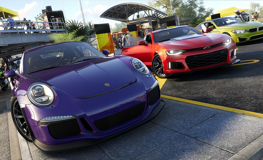 The Most Highly Anticipated Racing Games of Right Now - Slide 15