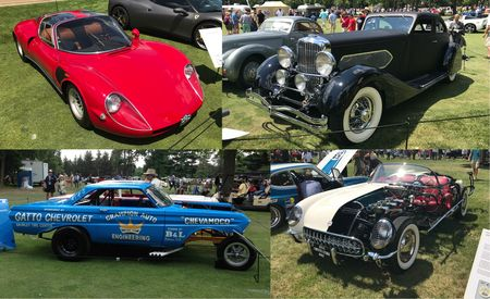 25 Favorites from the 2017 Concours d'Elegance of America
