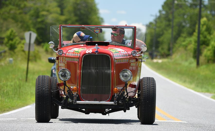 Go Out and Play: Museum-Eligible Vintage Cars That Race Cross-Country Instead - Slide 4