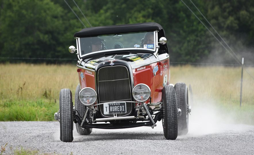 Go Out and Play: Museum-Eligible Vintage Cars That Race Cross-Country Instead - Slide 18