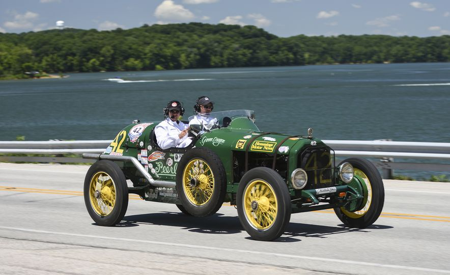 Go Out and Play: Museum-Eligible Vintage Cars That Race Cross-Country Instead - Slide 3