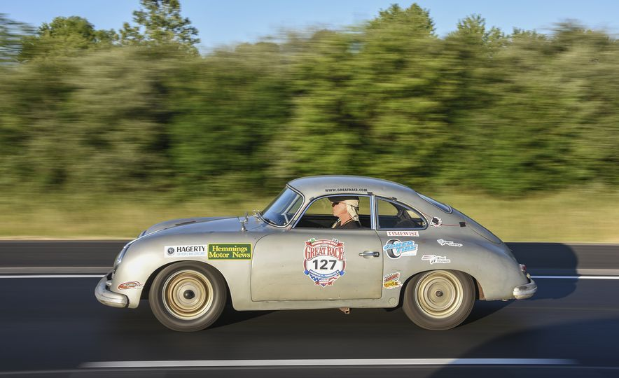 Go Out and Play: Museum-Eligible Vintage Cars That Race Cross-Country Instead - Slide 13