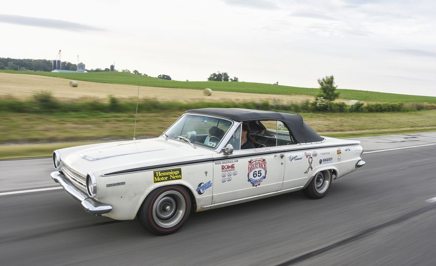Go Out and Play: Museum-Eligible Vintage Cars That Race Cross-Country Instead - Slide 6