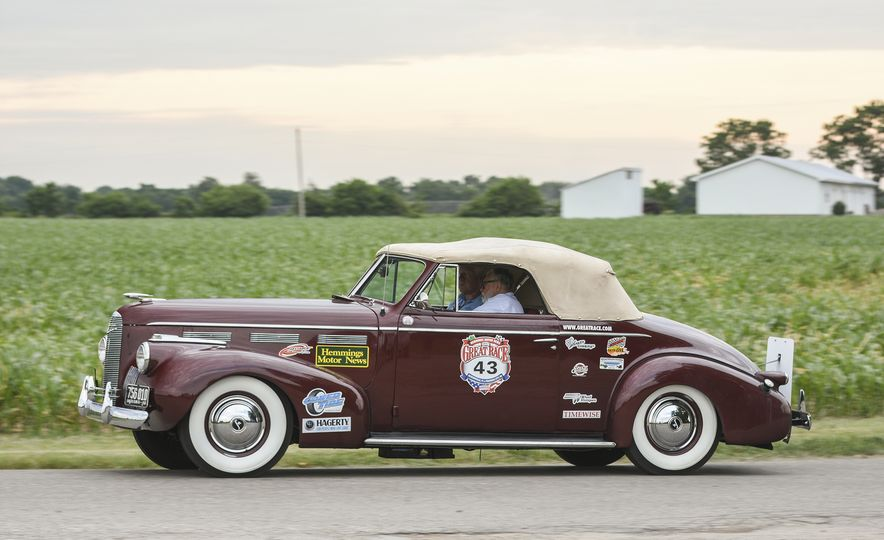 Go Out and Play: Museum-Eligible Vintage Cars That Race Cross-Country Instead - Slide 8